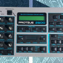 E-MU EMU Proteus 2500 Command Module Synthesizer