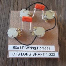 PRS SE Wiring Harness Upgrade Kit | CTS 450G 500K Pots, | Reverb