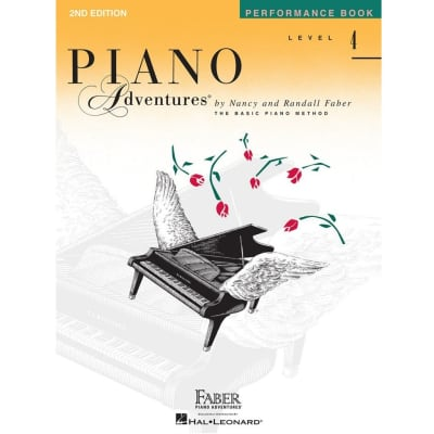 Piano Adventures: The Basic Piano Method - Performance Book Level 4 (2nd Edition)