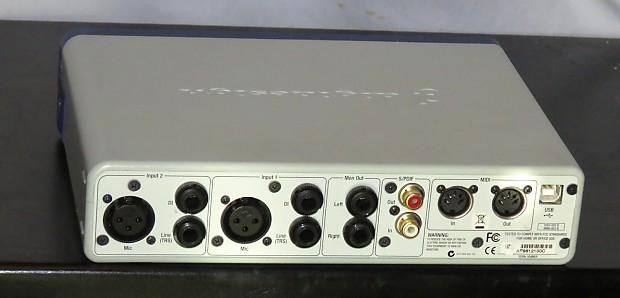 Digidesign Mbox 2 Usb Digital Audio Interface Exc Cond Reverb
