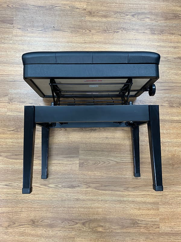 Fabulous Stageline Pbk11 Deluxe Padded Piano Bench With Storage Reverb Beatyapartments Chair Design Images Beatyapartmentscom