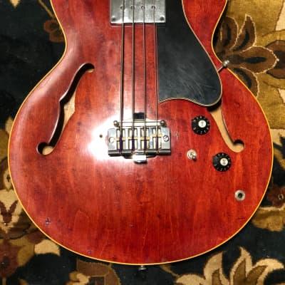 1966 Gibson EB 2 Bass