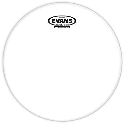 "Evans TT08GR Genera Resonant Drum Head - 8"""