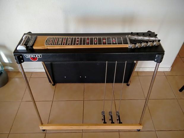 dekley e9 pedal steel guitar reverb. Black Bedroom Furniture Sets. Home Design Ideas