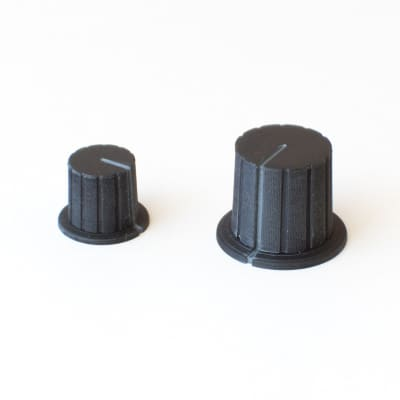 Potentiometer Rotary Knob/ Cap, Korg MS-10, MS-20, MS-50