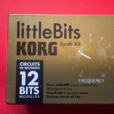 Korg Little Bits Synth Kit