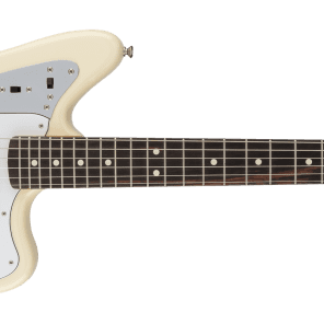 Fender Johnny Marr Jaguar, Rosewood Fingerboard, Olympic White for sale