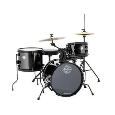 Ludwig Questlove Pocket Kit Drum Set Black Sparkle