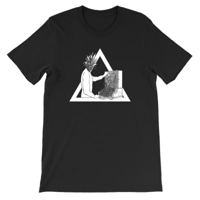 Modular Synth Head T-Shirt (Medium)