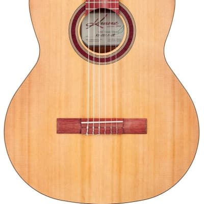 Kremona Soloist Series S65C Solid Cedar Top Nylon String Classical Acoustic Guitar With Bag for sale