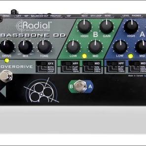 Radial Tonebone BassBone OD