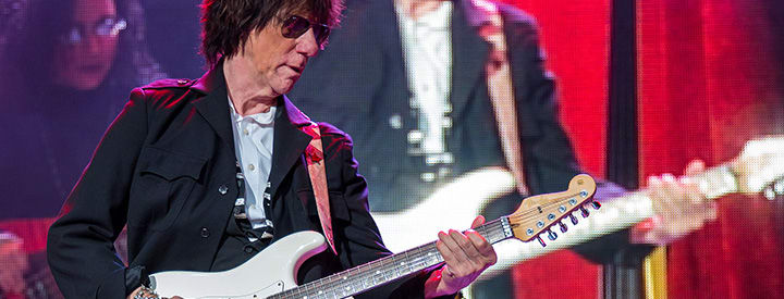 Learn to Play: Riffs in the Key of Jeff Beck