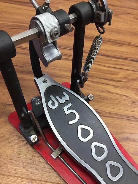 dw 5000 single bass drum pedal reverb. Black Bedroom Furniture Sets. Home Design Ideas