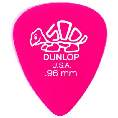 Dunlop Delrin 500 Guitar Picks (set of 12) - .96