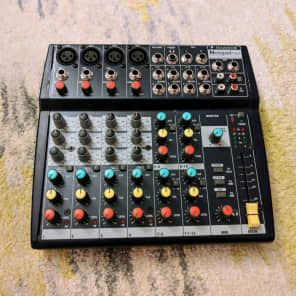Soundcraft Notepad 124 4 Mono / 4 Stereo Channel Mixer