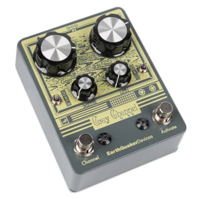 EARTHQUAKER DEVICES GRAY CHANNEL OVERDRIVE for sale
