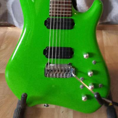 Hanewinckel 7-string Tremolo Guitar for sale