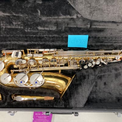 Jupiter JAS-769II Alto Saxophone (REF #9034)