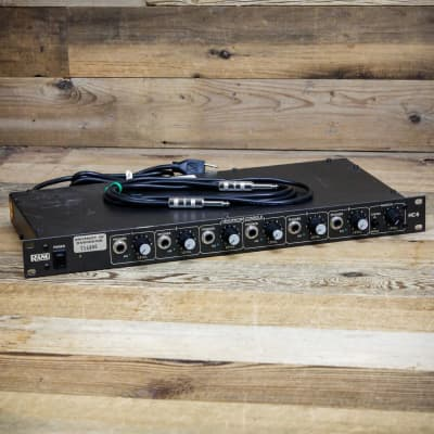 Rane HC-6 6-Channel Headphone Amplifier