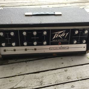 Peavey Vulcan Series 500 Solid State Amplifier Head