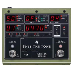Free The Tone FT-2Y Flight Time Digital Delay