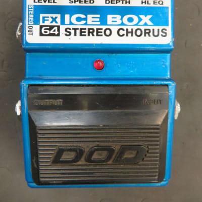 DOD FX64 Ice Box Stereo Chorus for sale