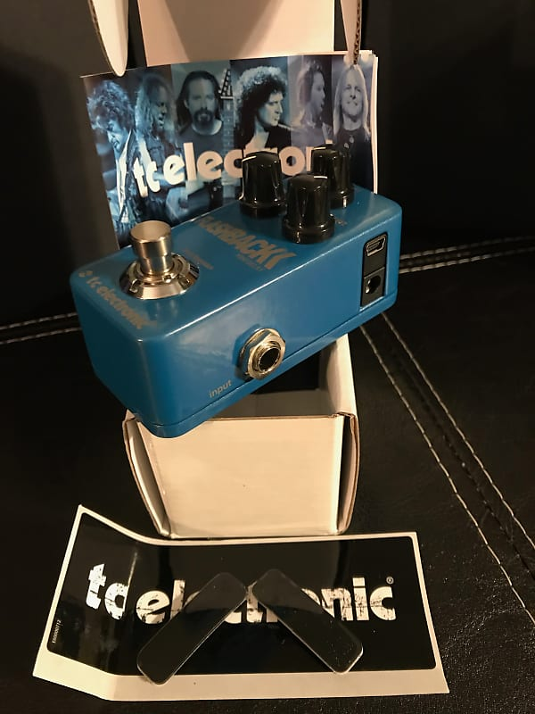 tc electronic flashback mini delay free shipping reverb. Black Bedroom Furniture Sets. Home Design Ideas
