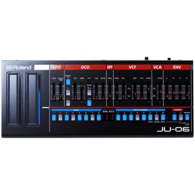 Roland JU-06 Boutique Series Digital Synthesizer Sound Module