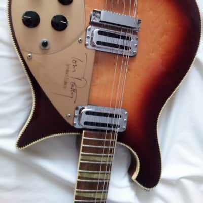 Rickenbacker 1991 Tom Petty 1991 Fire glow for sale