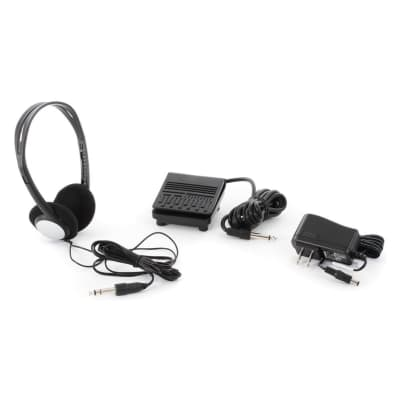 Yamaha SK B2 Survival Kit for PSRE253/E353/NP12/EZ220. Includes PA130 power adapter and foot switch