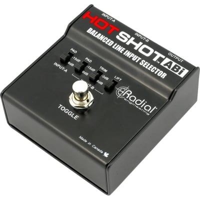 Radial HotShot ABi Switcher