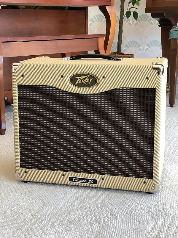 peavey classic 30 tri state music reverb. Black Bedroom Furniture Sets. Home Design Ideas