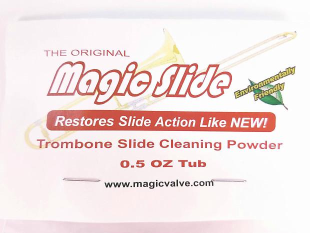 how to clean trombone slide