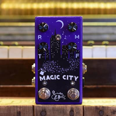 Swindler Effects Magic City Delay 2010s
