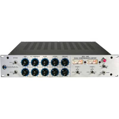 Summit Audio DCL-200 Dual Tube Compressor, DCL200
