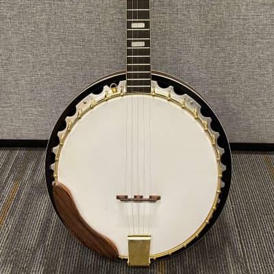 Checkmate 5 String Banjo Wood/Chrome for sale