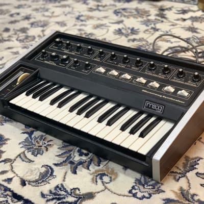 Vintage Moog MicroMoog