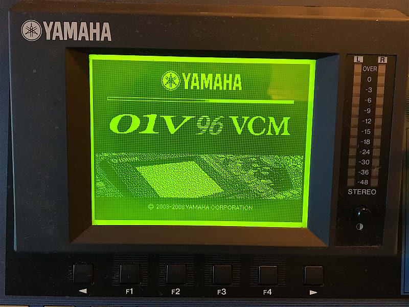 Yamaha 01V96 VCM Digital Mixer