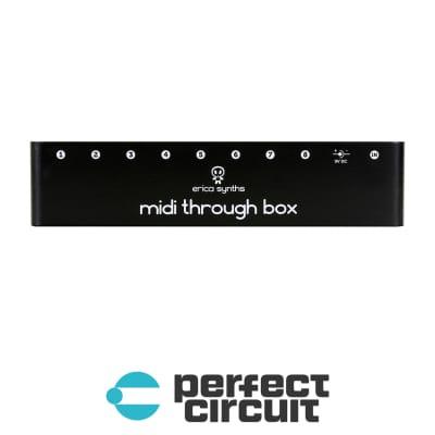 Erica Synths 8 Output MIDI Through Box
