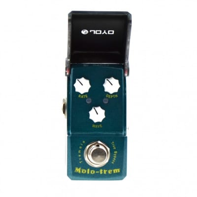 JOYO JF-325 Molo-Trem Tremolo - Guitar effect pedal Ironman serie for sale