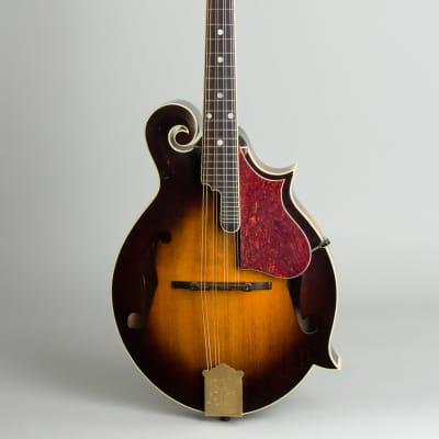 The Kentucky  KM-1500 Arch Top Mandolin (1984), ser. #84.5.49, original brown tolex hard shell case. for sale