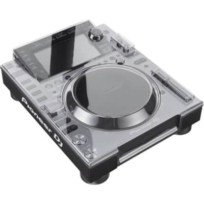Decksaver  Cover for Pioneer CDJ-2000 NXS2 (Smoked/Clear)