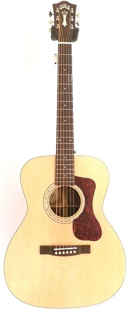 guild m 140e acoustic electric solid wood guitar with case reverb. Black Bedroom Furniture Sets. Home Design Ideas