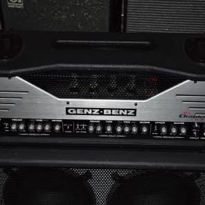 Excellent 2005 Genz Benz EL Diablo 100 Amp Head, Just Serviced Safe, Quick International Shipping ! for sale
