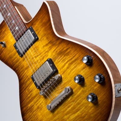Tausch 659 Brown Burst Electric Guitar With Case for sale