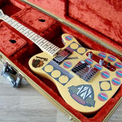 terry kath guitar rig