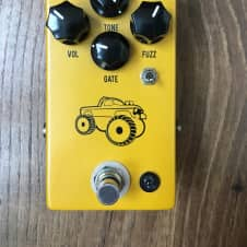 JHS Four 4 Wheeler Fuzz Bass Guitar Effect Pedal V2