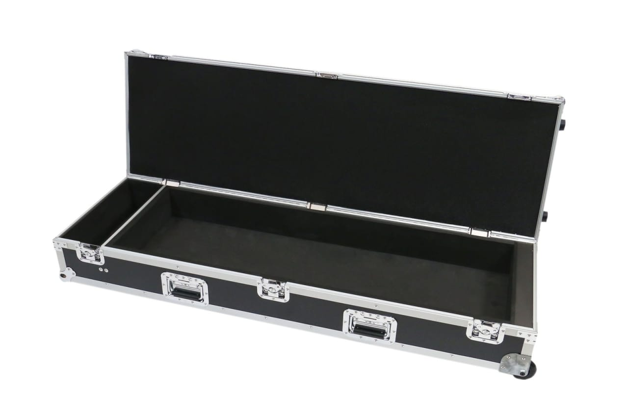 Osp ata flight road case w recessed casters for yamaha for Yamaha motif xs8 specs