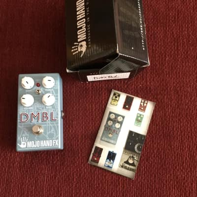 Mojo Hand DMBL Dumble style overdrive pedal 2017