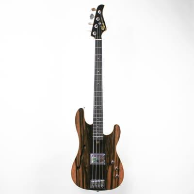 Pensa P Plus Series 7th Avenue 4  String Bass  0878 Black Korina/Macassar Ebony 2020 Natural for sale